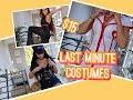Trying on $15 Halloween Costumes | viviannnv