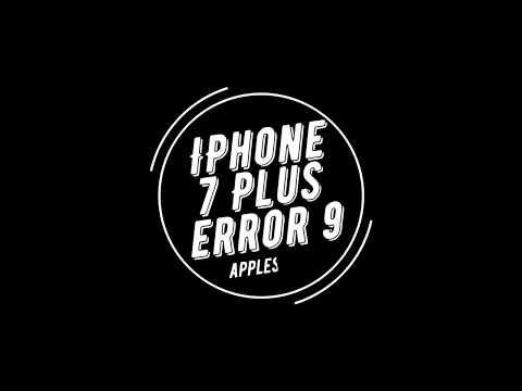 아이폰7플러스 9번오류   [애플즈]
