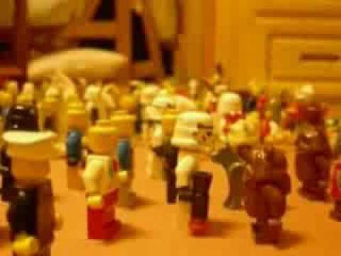 LEGO Narnia Battle