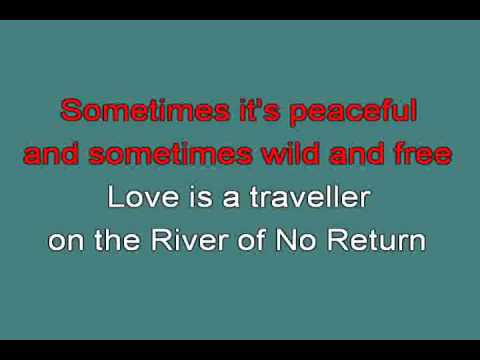 THE RIVER OF NO RETURN 716397 [karaoke]