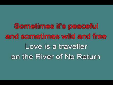 THE RIVER OF NO RETURN 716397 [karaoke]