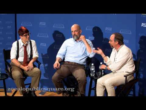 Neal Stephenson & Lawrence M. Krauss Say Science Is Making the World a Better Place
