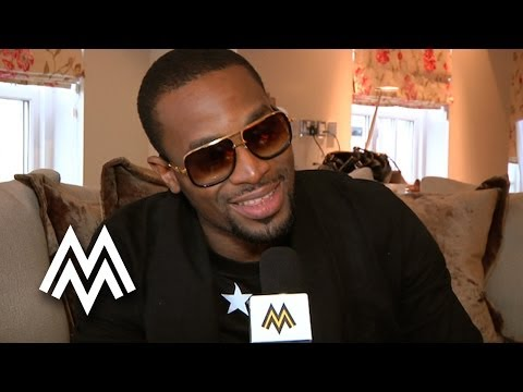 D'banj | Talks about the inspiration for Bother You | Interview [Part 1]