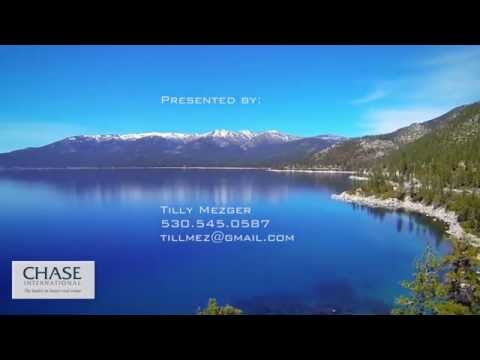 Spectacular Donner Lake Home for Sale  - Tahoe Luxury Real Estate Group