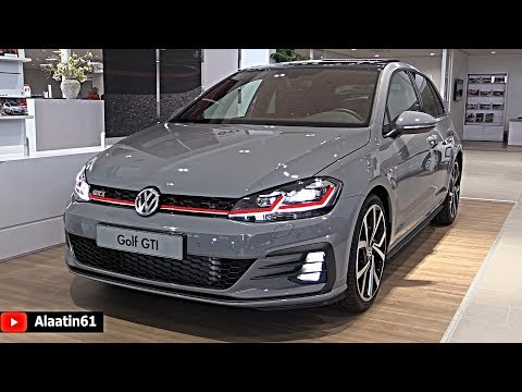 Volkswagen Golf Gti 2019 New Full Review Interior Exterior Infotainment Youtube