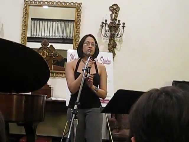 Hallelujah Performed By Ariel Guidry & Amy Beshara  June 5 2009