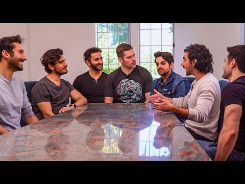 The Chosen Cast Roundtable: The Spiritual Backstory