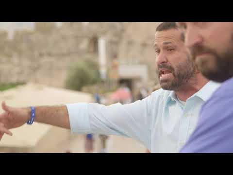 WATCH: Mass Aliyah To Har Habayit on Sukkot with Ari Abramowitz & Jeremy Gimpel