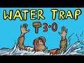 RUST Trap Base - Rust Water Trap - (Rust trap base trolling)