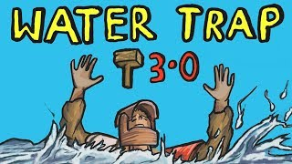 RUST Trap Base - The Water Trap - Rust Build 3.0