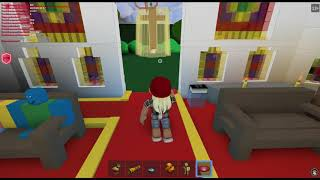 Roblox - There are killers in the church (The Church Of Jesus Christ & God)