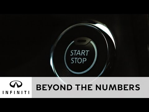 INFINITI Beyond The Numbers