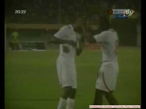 Burkina Faso 4 - 0 Niger World Cup 2014 qualifying