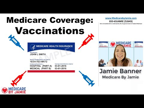 Medicare Vaccine Coverage: Are The Flu And Shingles Vaccines Covered?
