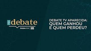 Debate Presidente TV Aparecida: Veja Quem Ganhou e Quem Perdeu