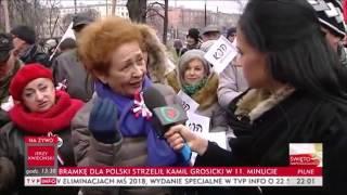 Trauma uczestniczki marszu KODU