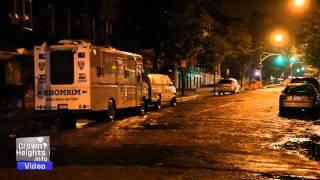 RAW FOOTAGE: Irene Bearing Down on Crown Heights, Brooklyn