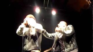 Concert Paranoyan - Nombril Live Part2 Villeneuve D'ascq 2Poid-2Mesures Une  TDProd