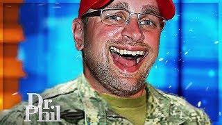 Dr. Phil Exposes 'Army Veteran'