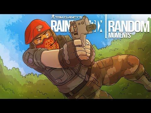 Rainbow Six Siege - Random Moments: #36 (Mad Maverick,RIP Hitbox)