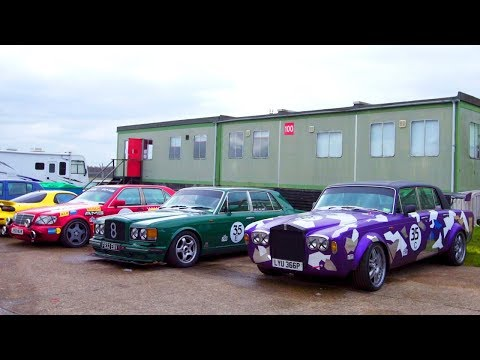 The Customised Rolls-Royce, Bentley and Mercedes Walkaround | Top Gear: Series 26