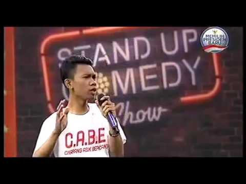 Dodit VS Cemen stand up comedy