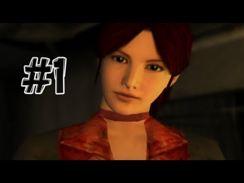 Resident Evil Code: Veronica X - Walkthrough Part 1 - Prison