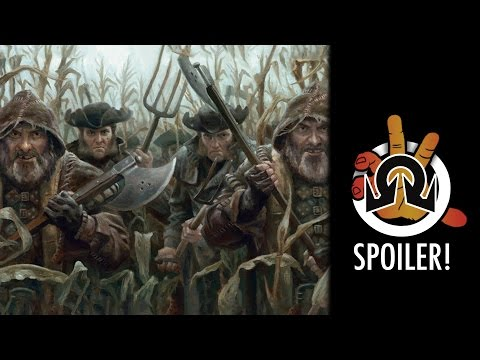 Second Harvest | Shadows Over Innistrad SPOILER - The Command Zone