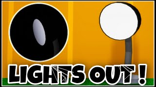 "How To Get ""LIGHTS OUT"" BADGE + MORPH 