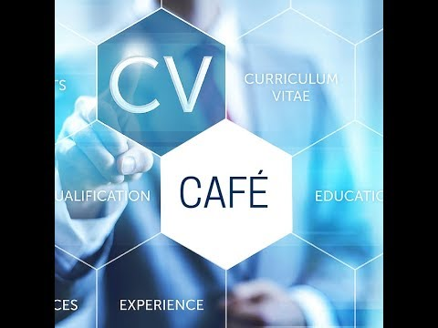 CV Cafe 2017