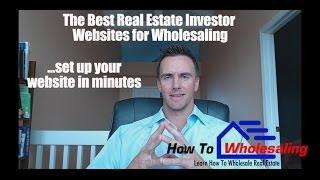 The Best Real Estate Investor Websites