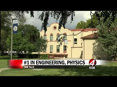 New Mexico Tech | KOB Evening News College Rankings