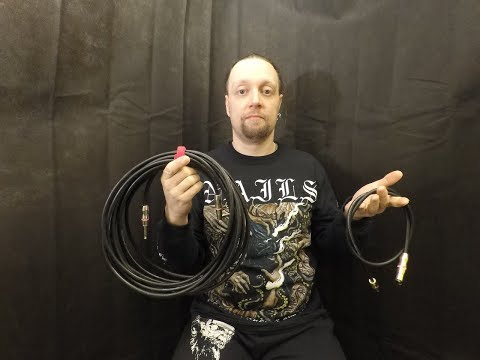 Does Cable Length Affect Your Guitar Tone? | Steve Wallace