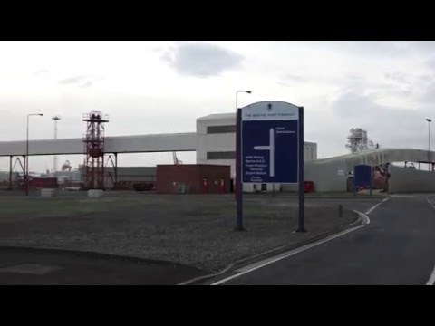 Bristol Cruise Terminal, Avonmouth Guide from Cruises From Bristol's Miles Morgan