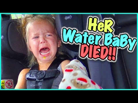 😳 HOW DID BABY RORY'S WATER BABY DIE!?!?! 🐹 AND DID JINX'S GET A NEW HOME? Family Vlog