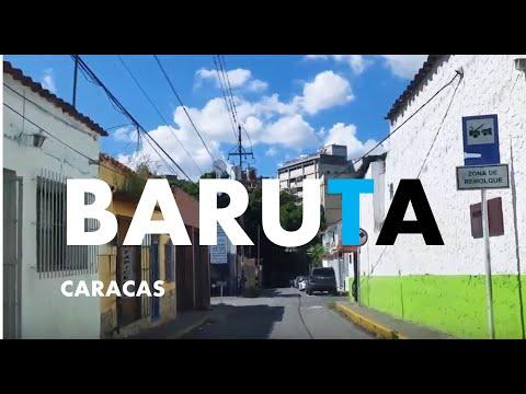 PUEBLO DE BARUTA  COLORIDO CARACAS VENEZUELA