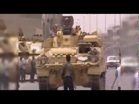 IRAQ WAR - BASRA LOOTING (ALI BABA)