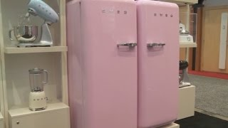 Retro-style Appliances by SMEG | Premium Appliances | International Housewares Show