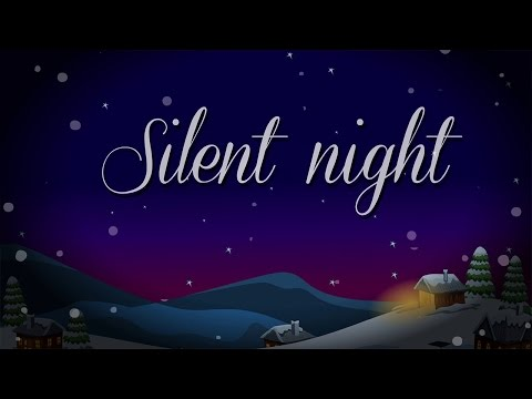 Silent Night Holy Night Song – With Lyrics