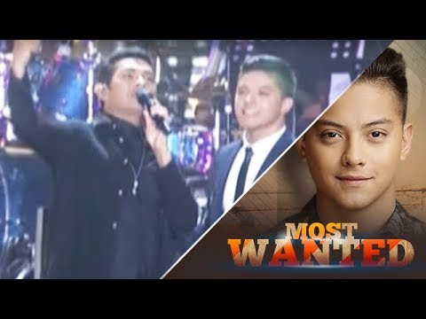 Daniel Padilla - Isn't She Lovely ft. Gary Valenciano   Most Wanted Concert