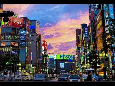 Shinjuku, Tokyo / Nick in Japan' 2003  (Movie 1- Part 2)