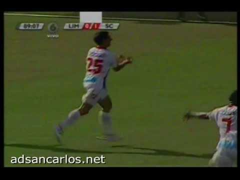 Limón FC 0 - San Carlos 1 / Jornada 18 Torneo De Verano 2012