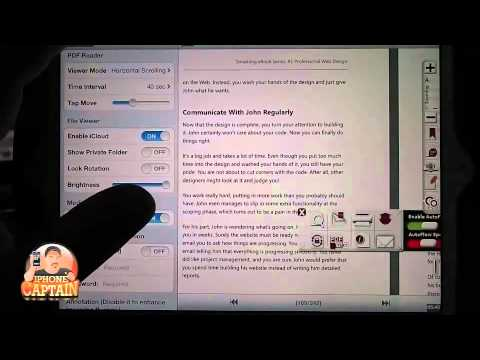 Top PDF Reader iPad App Review: Scan, Read, Store