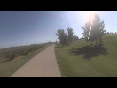 Kearney Nebraska RunVlog Part 1 Bike Trail