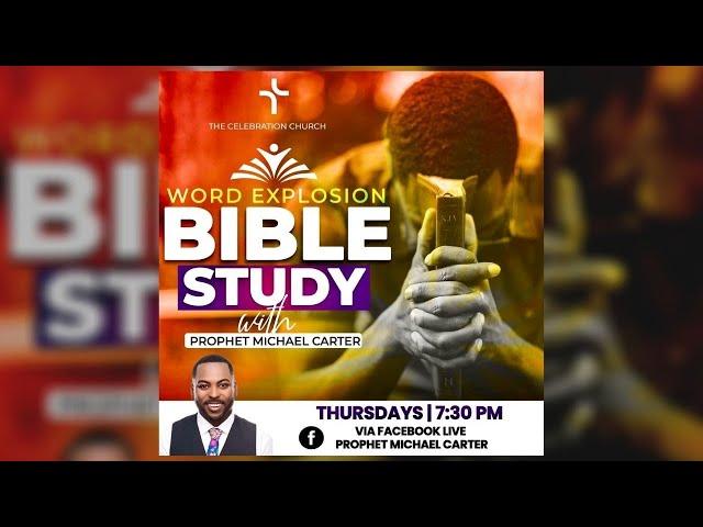 Word Explosion | Celebration Church, JA