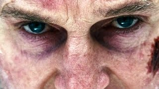 Liam Neeson stares at you for 10 hours