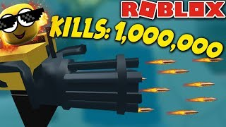 MY BIGGEST ROBLOX KILLSTREAK! | Bullet Hell Roblox (Funny Moments)