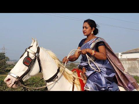 Woman's horse riding(Part18)Nonstop