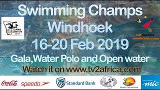 Swimming Champs Windhoek 2019: Olympia Gala