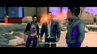 Saints Row The Third PC DX11 MAX SETTING GTX 580 Gameplay(SUB ITA)